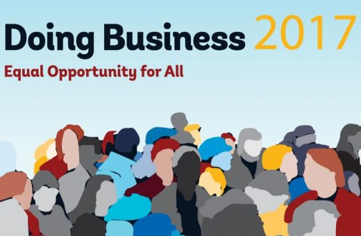 doing business in a country with The ease of doing business index ranks countries against each other based on this page includes a chart with historical data for ease of doing business in.