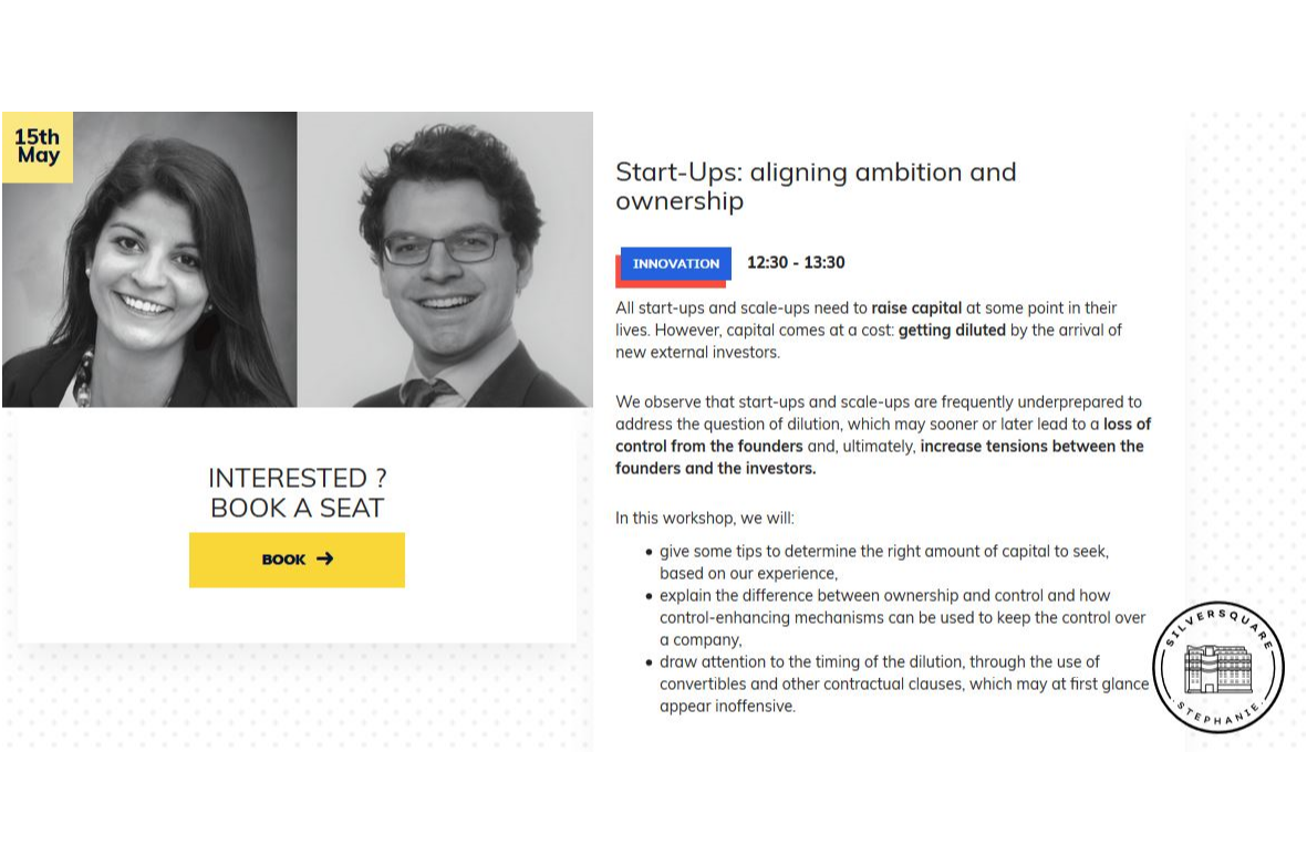 Start-Ups: aligning ambition and ownership
