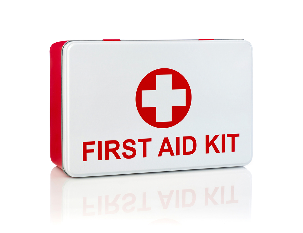 COVID-19 First Aid Kit